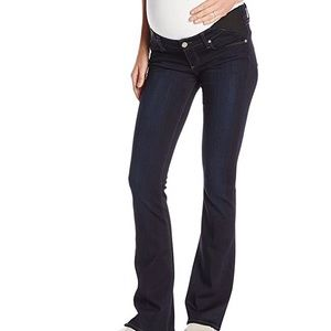 Paige Maternity Skyline Boot Jeans Size 32